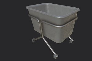 Laundry Cart PBR