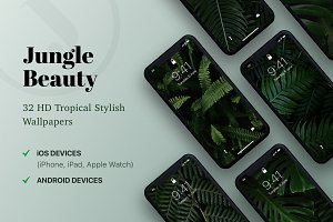 Exclusive Collection: Jungle Beauty