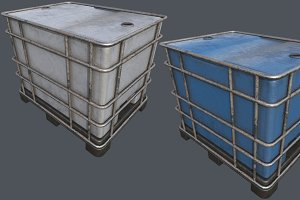 Liquid Container PBR