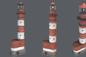 Lighthouse PBR