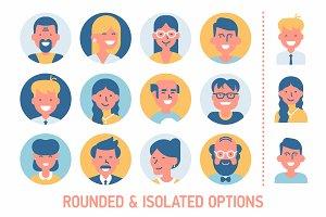 12 Primitive Characters