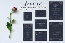 Framed Wedding Suite