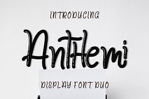 Anthemi Font Duo