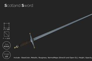 Scotland sword