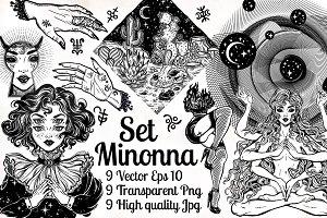 Minonna Set