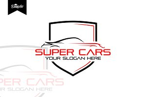 SUPER CARS LOGO