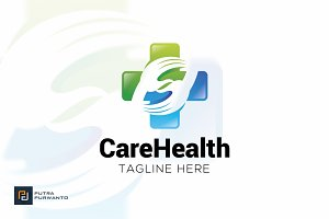 Care Health - Logo Template