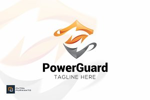 Power Guard - Logo Template