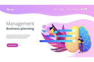 Management and business planning