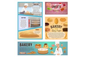 Bakery and patisserie baking