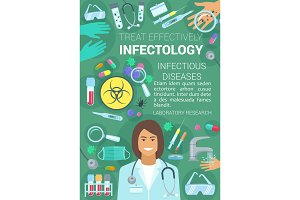 Infections and viruses infectology