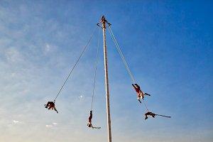 Flyers Show in Puerto Vallarta