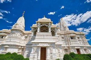 Mandir Hindu Temple in Toronto