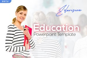 Eduvision - Education Powerpoint
