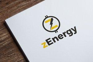 Letter Z Logo | Energy