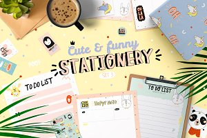 Stationery SET 3