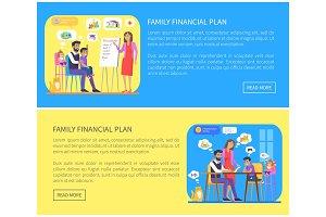 Family Financial Plan Web Page