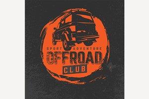 Off-road Club logo