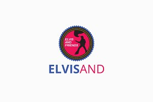Elvies And Friends Logo