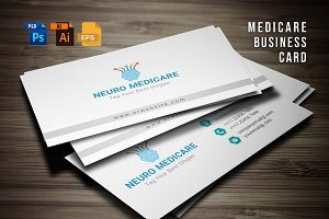 Madicare Business Card