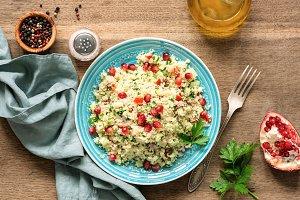 Couscous salad Tabbouleh