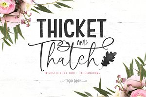 Thicket & Thatch | Rustic Kit