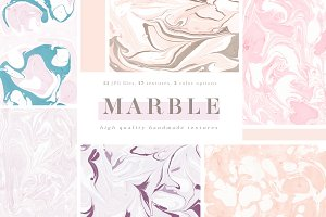 Marbling textures