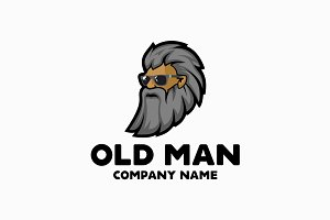 Old Man Logo