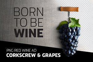 Born to be wine - Ad