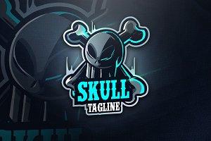 SKULL TEAM - Mascot & Esport Logo