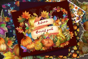Autumn harvest pack