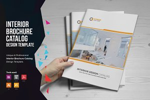 Interior Brochure Design v.2