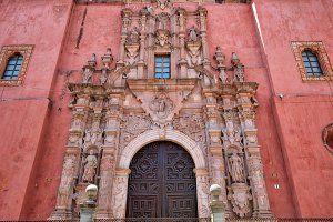 Guanajuato churches