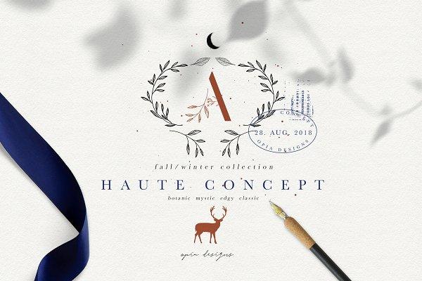 Haute Concept - Fall/Winter Delight