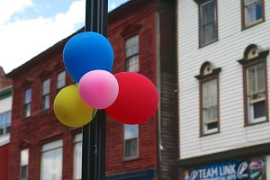 Balloons on Main