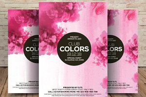 Club Colors Flyer