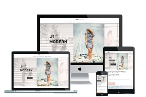 TPG Clothes eCommerce Store Theme