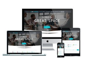 TPG CoWorking Space Directory theme