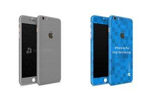 Apple iPhone 6s Plus Vinyl Skin
