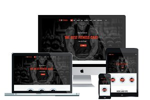 ET Fitness – Gym WordPress theme