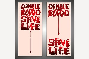 Blood Donor Concept