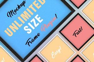 Frame Plugin Creator Mockup