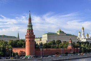 View of the Kremlin