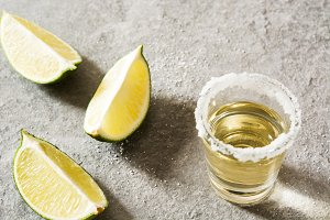 Mexican Gold tequila