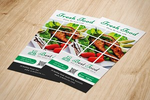 Restaurant DL Flyer