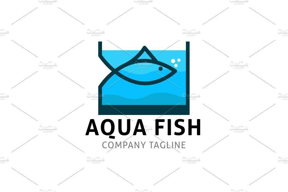 Aquarium Fish Logo Template ~ Logo Templates ~ Creative Market