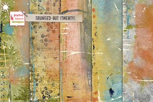 Grunged-Out {twenty}