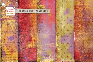 Grunged-Out {twenty one}