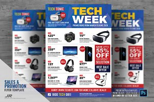 Gadget Sale Flyer