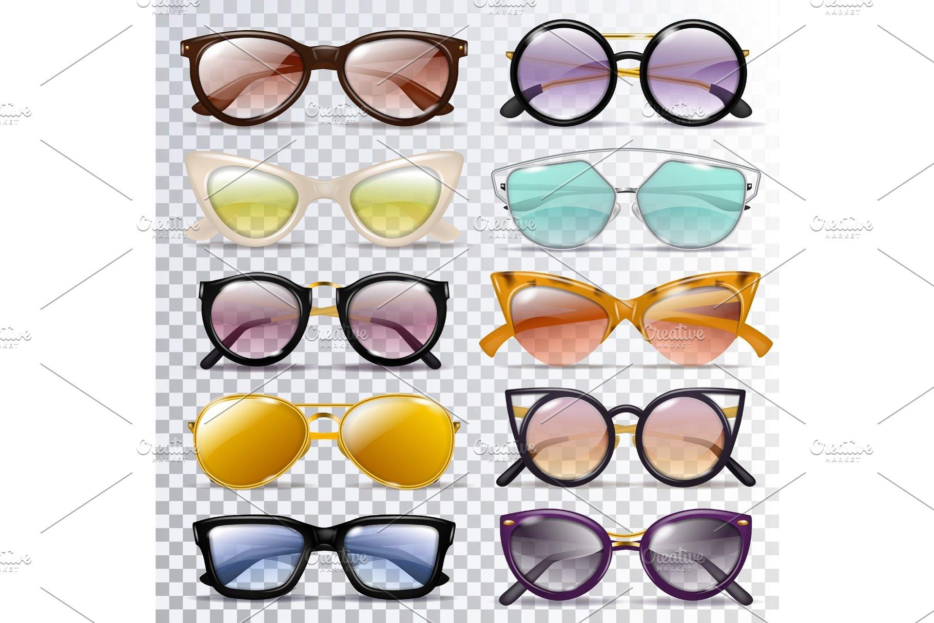 5a29f3bfcf9 Glasses vector cartoon eyeglasses or ~ Beauty   Fashion Photos ...